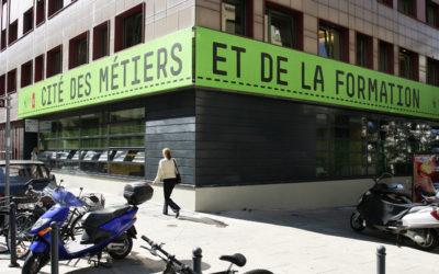 Cité des Métiers – du 20 au 25 novembre 2018